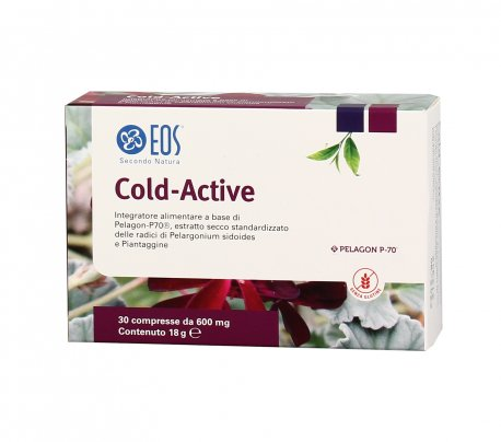 Cold Active in Compresse - Benessere Vie Respiratorie