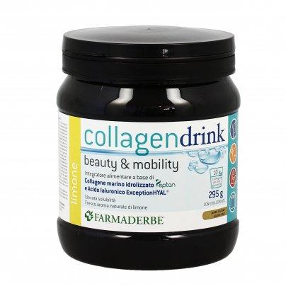Collagen Drink al Limone - Integratore Pelle e Articolazioni