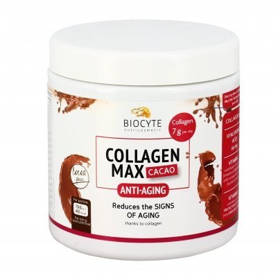 Collagen Max Anti Age - Integratore in Polvere al Cacao