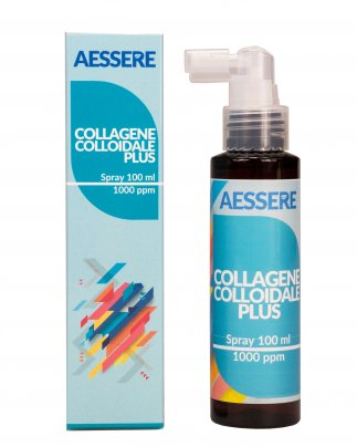 Collagene Colloidale Plus Spray – 1000 ppm