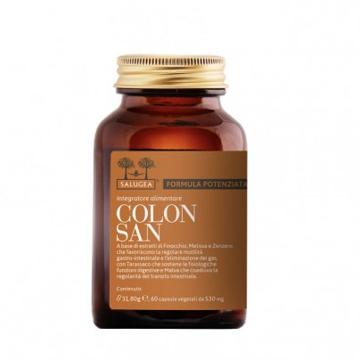 Colonsan 100% Naturale - Benessere Intestinale