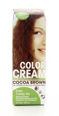 Color Cream - Bruno Cacao (Cocoa Brown)