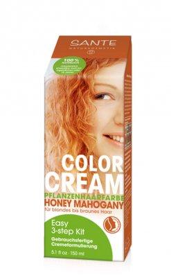 Color Cream - Mogano Miele (Honey Mahogany)