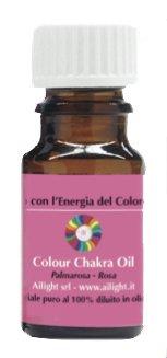 Colour Chakra Oil Rosa - Unità, Connessione Cosmica, l'Energia Spirituale