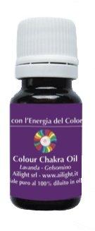 Colour Chakra Oil - Viola 10 ml