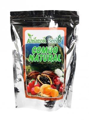 Combo Natural Biologico - Bacche Secche di Goji, Cacao, Inca, Gelso, Cranberry