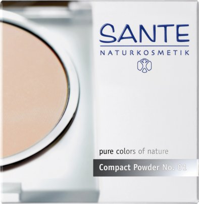 Compact Powder - Cipria Compatta N. 02 - Light Sand