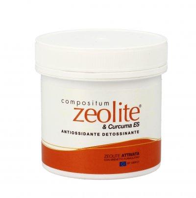 Compositum Zeolite e Curcuma ES Polvere (80 gr.)