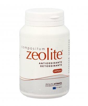 Compositum Zeolite 150 Capsule Vegetali