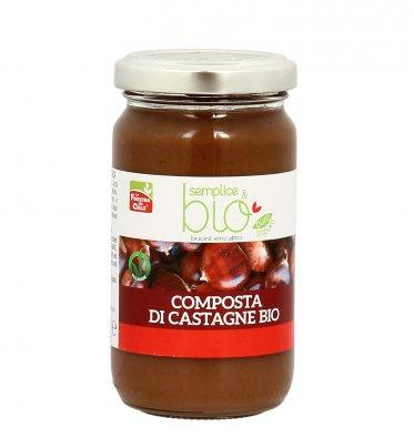 Composta di Castagne - Semplice & Bio