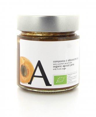 Composta di Albicocche Bio Cuor di Frutta