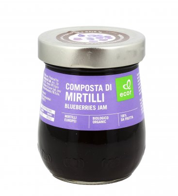 Composta di Mirtilli Bio