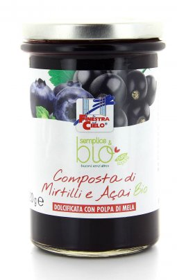 Composta di Mirtilli e Acai