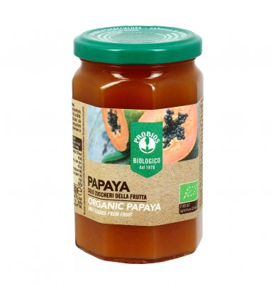 Composta di Papaya Bio