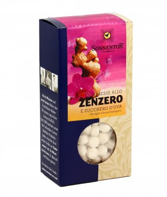 Compresse allo Zenzero e Zucchero d'Uva