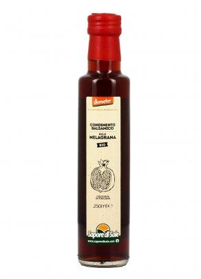 Condimento Balsamico alla Melagrana Bio