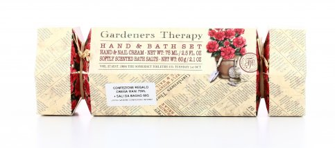 Gardeners Therapy con Crema Mani + Sali da Bagno