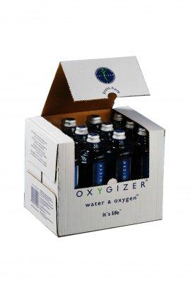 Acqua Oxygizer Confezione 12 Bottiglie da 500 ml