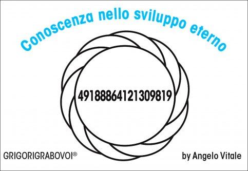 Tessera Radionica 112 - Conoscenza nello Sviluppo Eterno