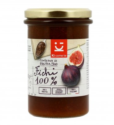 Conserva di Frutta Bio - Fichi 100%