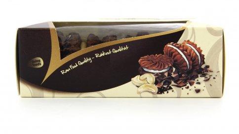 Cookies al Cioccolato e Crema di Anacardi