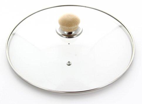 Coperchio in Vetro - Magnum Petra Diametro 28 cm