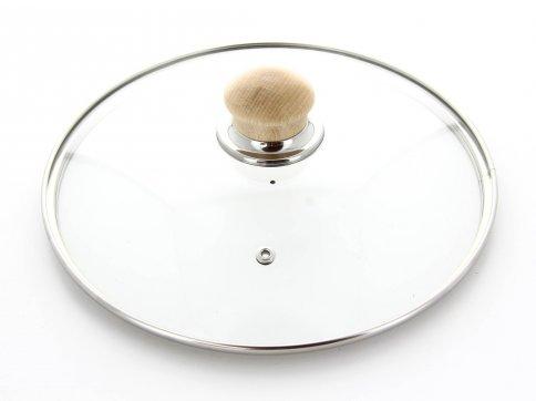 Coperchio in Vetro - Magnum Petra Diametro: 24 cm
