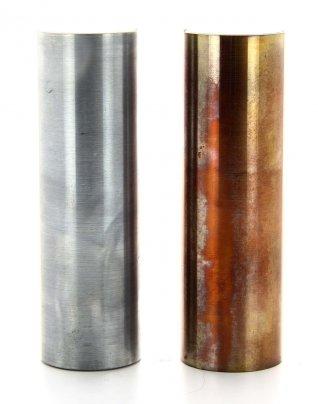Coppia di Cilindri Egiziani Serie Trinity - Armony Woman 6 2 Cilindri 14,5 cm x 2,8 cm - Uomo