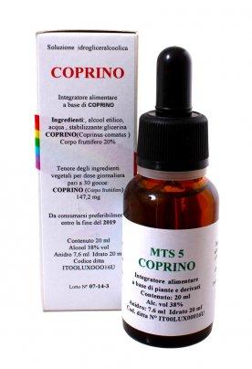 Coprino Gocce - MTS5