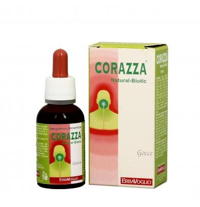 Echinacea in Gocce Corazza Natural-Biotic - Difese Immunitarie