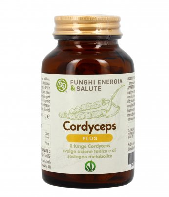 Cordyceps Plus - 90 Compresse