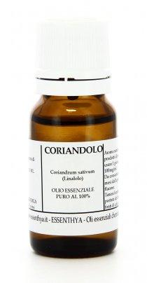 Coriandolo Bio - Olio Essenziale Puro