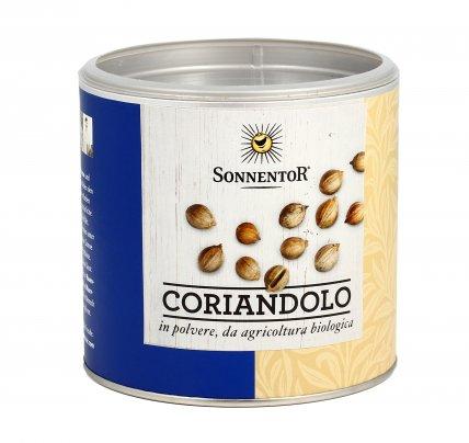Coriandolo - Semi Interi 230 gr. (barattolo in polvere)
