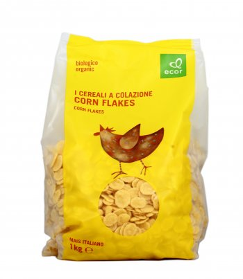 Corn Flakes Biologici