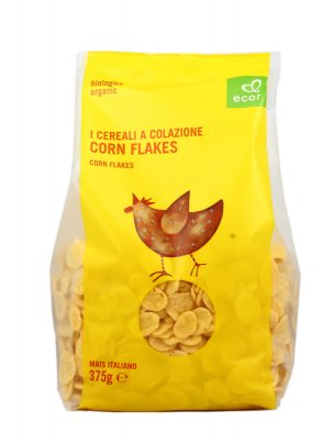 Corn Flakes di Mais