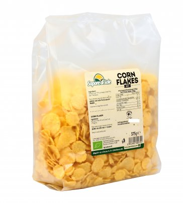 Corn Flakes - Fiocchi di Mais Biologici
