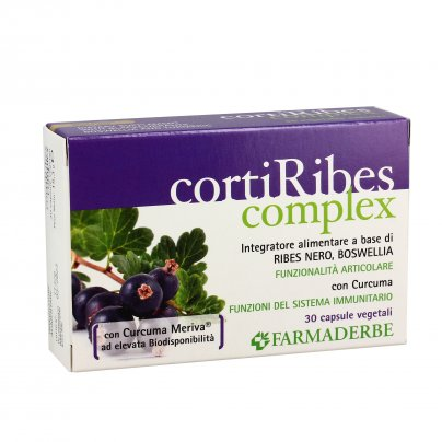 Corti Ribes Complex - 30 Capsule