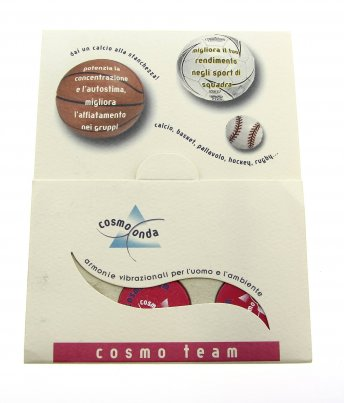 Dischetti Cosmo Team