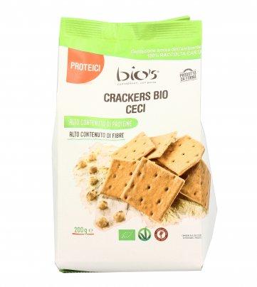 Crackers Ceci Bio