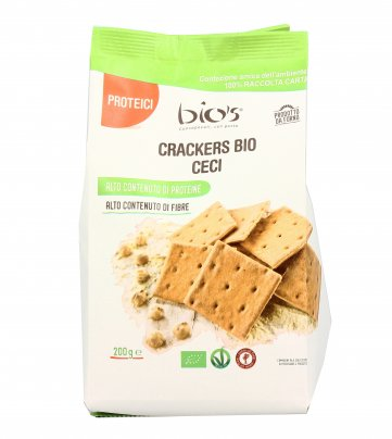 Crackers Ceci Bio