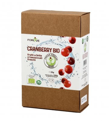 Cranberry Bio - Fresh Freeze Dried