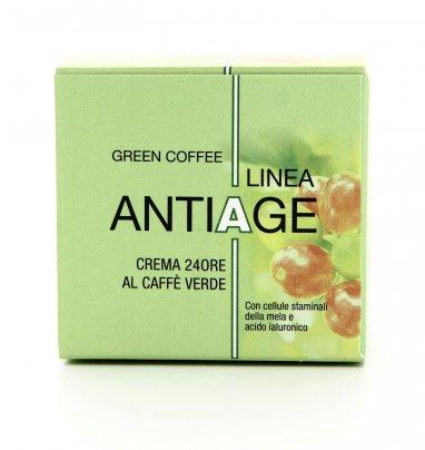 Crema 24 Ore Anti-Age Green Coffee