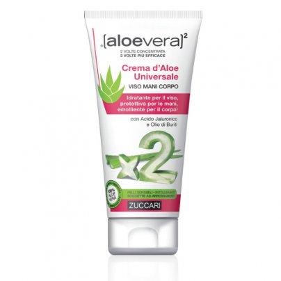 Crema d'Aloe Universale - Viso, Mani e Corpo 75 ml