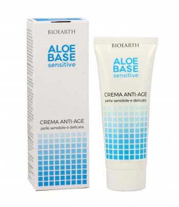 Crema Viso Anti-Age - Aloe Base Sensitive