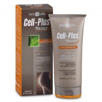 Crema Cellulite Avanzata Alta Definizione - Cell-Plus