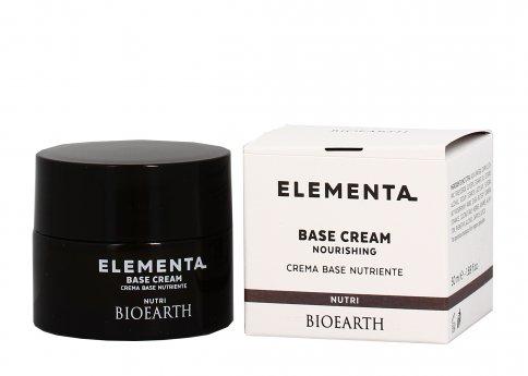 Crema Base Nutriente - Elementa