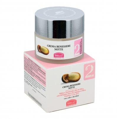 Crema Benessere Notte - Pelle Secca e Disidratata 2