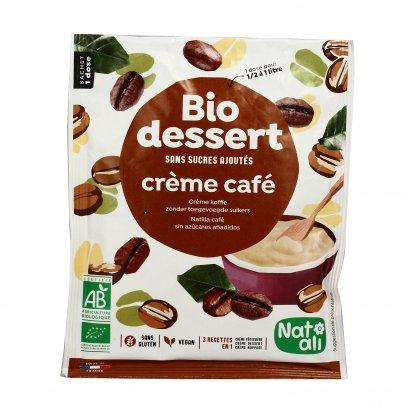 Preparato Crema al Caffè e Semi di Chia - Senza Zuccheri Aggiunti