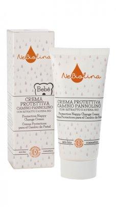 Crema Protettiva Cambio Pannolino Bebè