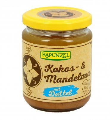 Crema di Cocco e Mandorle con Datteri Bio